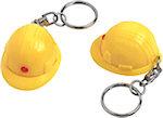 Mini Hard Hat Keychains